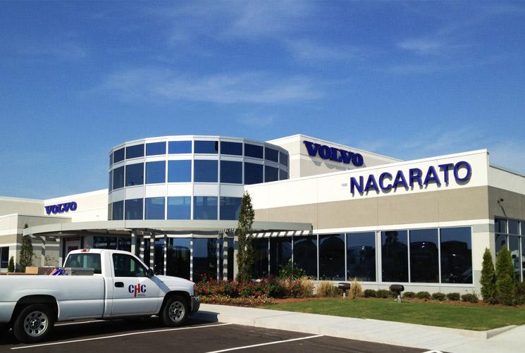 CHC Mechanical Contractors | Nacarato Volvo Dealership