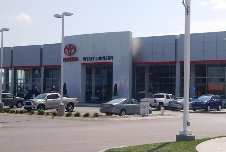 Wyatt Johnson Toyota >> Chc Mechanical Contractors Wyatt Johnson Toyota